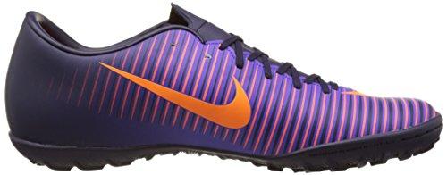 Nike Mens Mercurial Vittoria Vi Tf Scarpe Da Calcio Dinastia Viola / Agrumi / Uva