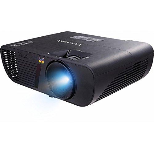 ViewSonic PJD5155 SVGA DLP Projector 3200 Lumens HDMI Black