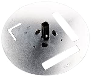 GE WB06X10416 Stirrer Assembly for Microwave