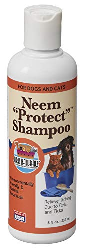 Ark Naturals Neem Protect Shampoo for Skin and Coat 8 oz.