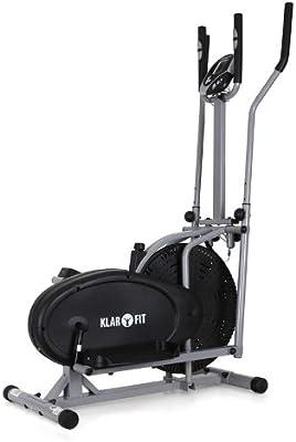 Klarfit ORBIFIT ADVANCED bicicleta elíptica (para un peso corporal ...