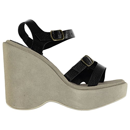 Plataforma Casual White Grey Verano Campbell Zapatos Wedged Jeffrey Mujer Tobillo Covina 7qYwf6gX