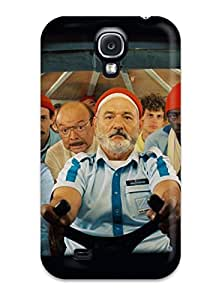 Maria Julia Pineiro's Shop Hot 7289408K61524073 Fashionable Style Case Cover Skin For Galaxy S4- The Life Aquatic With Steve Zissou