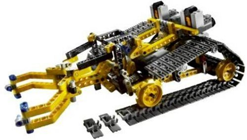LEGO Technic 8275: Motorized Bulldozer: Amazon.co.uk: Toys & Games