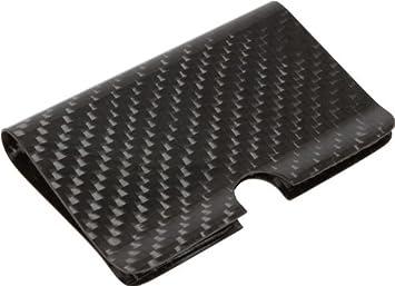 Carbon fiber business card holder amazon office products carbon fiber business card holder reheart Choice Image