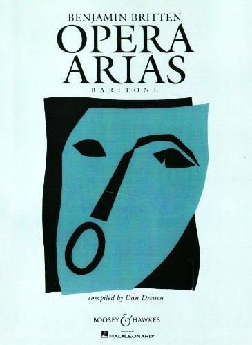 (Opera Arias Bass-baritone Benjamin Britten )