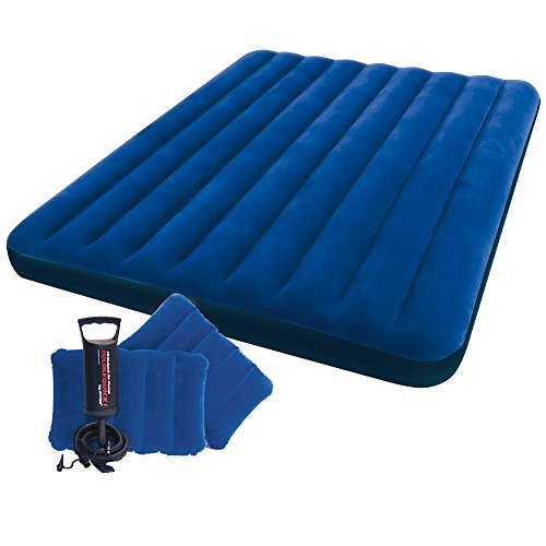 Intex-Classic-Downy-Airbed-Set-with-2-Pillows-and-Double-Quick-Hand-Pump-Queen