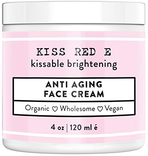 Anti Aging Face Cream. Best Anti Wrinkle Cream Moisturizer For Face, Hands, Neck. Reduce Wrinkles, Fine Lines, Crows Feet, Puffy Eyes. (Best Anti Wrinkle Hand Cream)