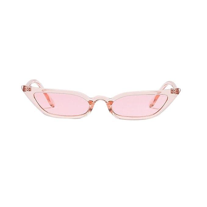 Amazon.com: Perman Mujer anteojos de sol, vintage ojo de ...