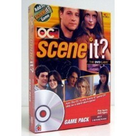 Scene It? The OC Super DVD Game Pack (The Oc Best Scenes)