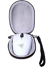 LLTGEM EVA Hard Case for Razer Orochi V2 Mobile Wireless Gaming Mouse - Travel - Protective Carrying Storage Bag
