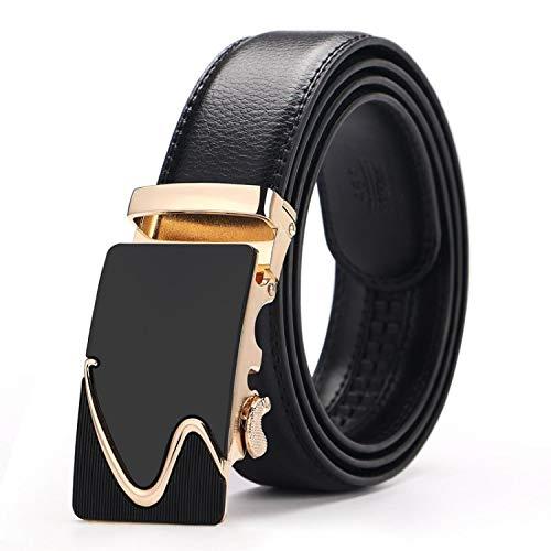 [해외]Men Belt 2019 Genuine Leather Belts for Men Automatic Buckle Men Strap Male Cei / Men Belt 2019 Genuine Leather Belts for Men Automatic Buckle Men Strap Male Cei