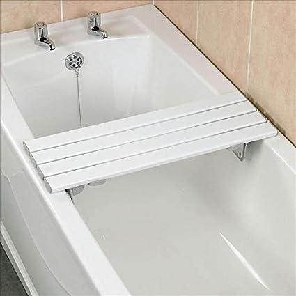 Seggiolino Da Vasca Da Bagno.Homecraft Asse Sedile Per Vasca Da Bagno Modello Savanah 76 Cm