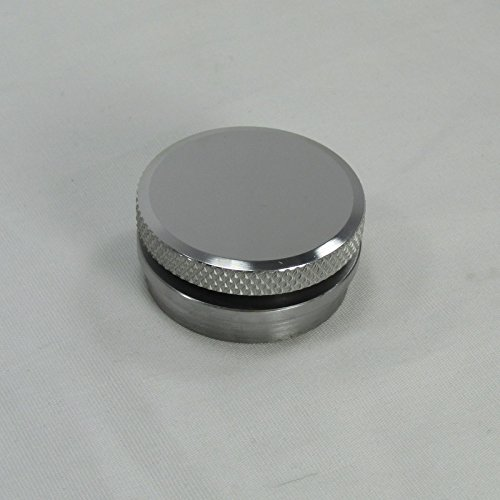 Fuel Tank Cap Knurled Custom Harley Chopper Bobber Cafe Racer Billet Proof Designs AL/_GAS/_CAP VENTED OR NON-VENTED Motorcycle Polished Aluminum Gas Steel Stepped Bung