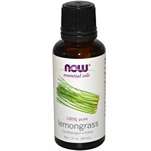 Now Food Lemon Grass Oil 100% Pure