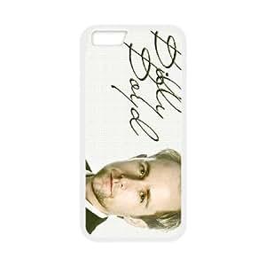 Billy Boyd Señor de los Anillos funda iPhone 6 de 4,7 pufunda LGadas del teléfono celular Funda cubierta blanca, funda de plástico caja del teléfono celular