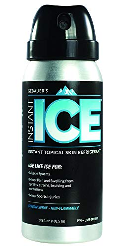 Gebauer's Instant Ice, 3.5 oz, Stream Spray