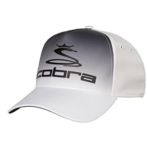 (Cobra Golf 2017 TOUR FADE WHT S/M (White,)