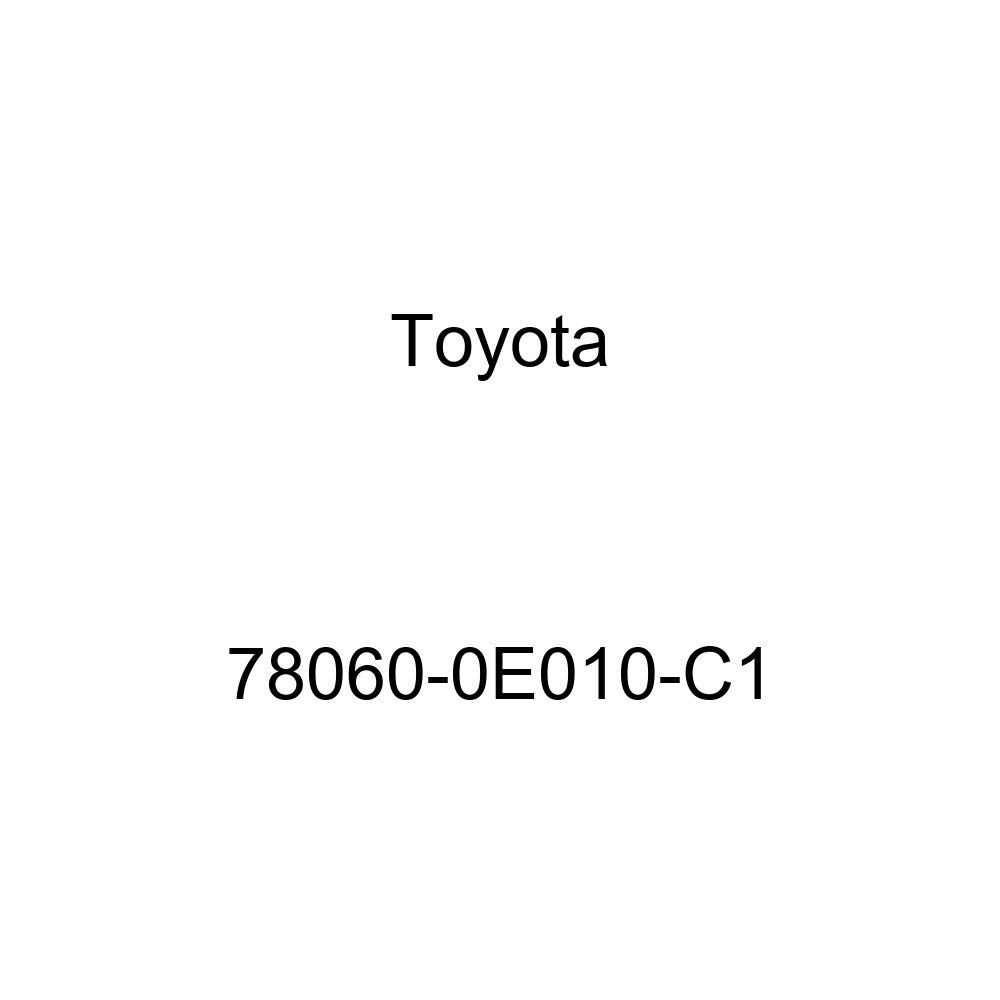 TOYOTA 78060-0E010-C1 Seat Side Table Assembly