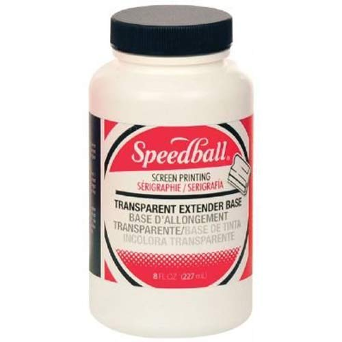 (Speedball Art Products 46219 (8 oz). Acrylic Extender Base Speedball Scr )