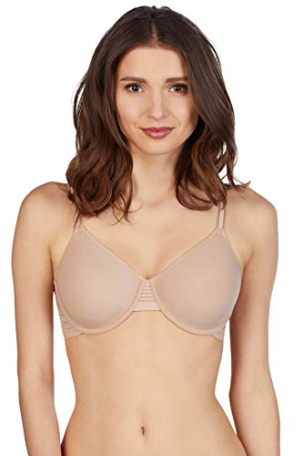Second Skin Unlined Bra, Powerful Support, Lightweight Feel