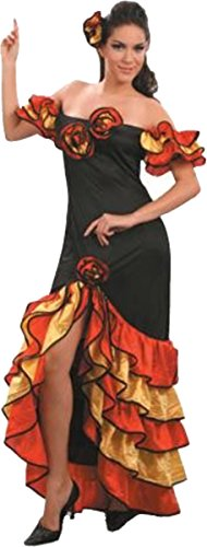 Ladie (Spanish Lady Costumes)