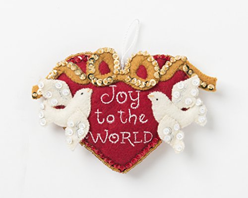 Bucilla 86860 Christmas Angel Stocking Kit