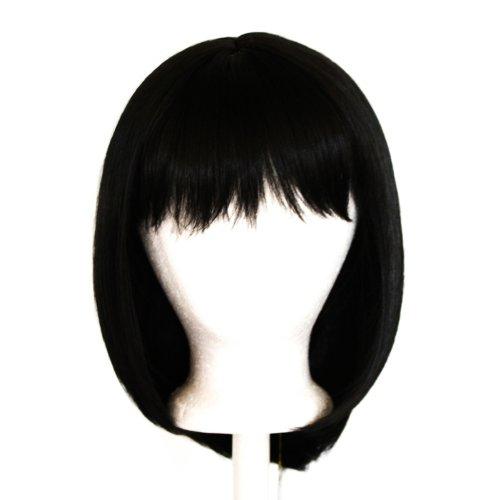 14/'/' Straight Shoulder Length w// Short Bangs Butterscotch Blonde Wig NEW