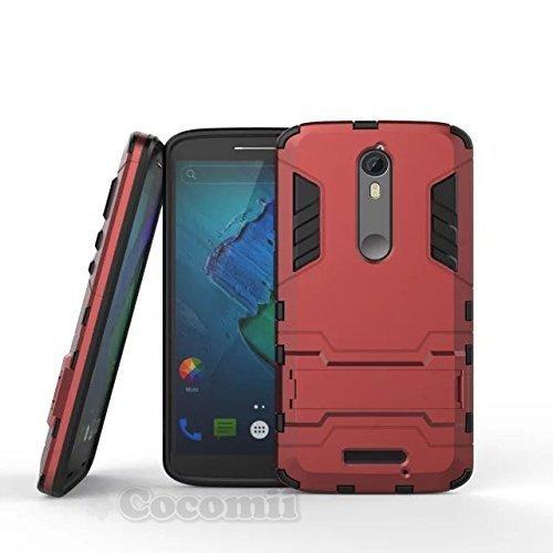 Cocomii Iron Man Armor Motorola Droid Turbo 2/Moto X Force Case New [Heavy
