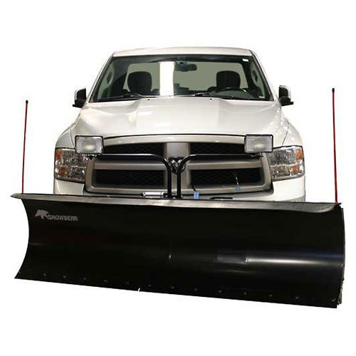 SnowBear 324-081 84'' x 22'' Truck/SUV Snowplow by SnowBear