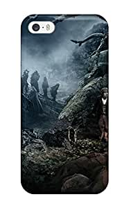 Awesome HsfSRwT8183JKsGv Andrea Johnson Defender Tpu Hard Case Cover For Iphone 5/5s- The Hobbit 35