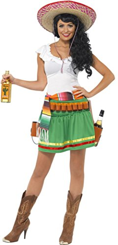 Smiffys Tequila Shooter Girl Costume -