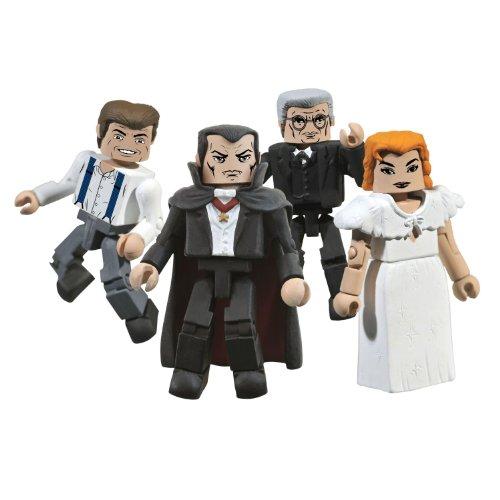 Diamond Select Toys Universal Monsters Minimates: Dracula Box Set