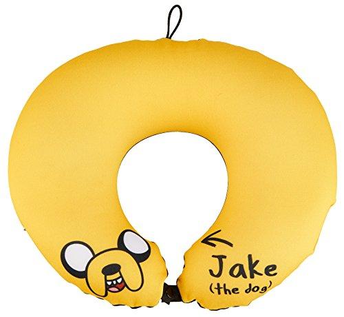 Adventure Time Finn and Jake Kids Travel Pillow Jake
