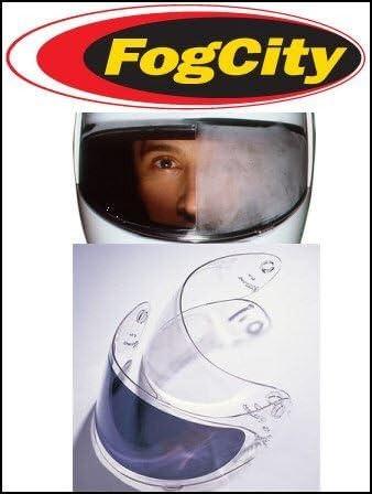 Pinlock Fog City Linse Universal Selbstklebend 0 17mm Af Af Auto