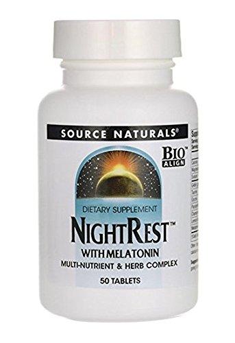 Night Rest 50 Tabs - 1