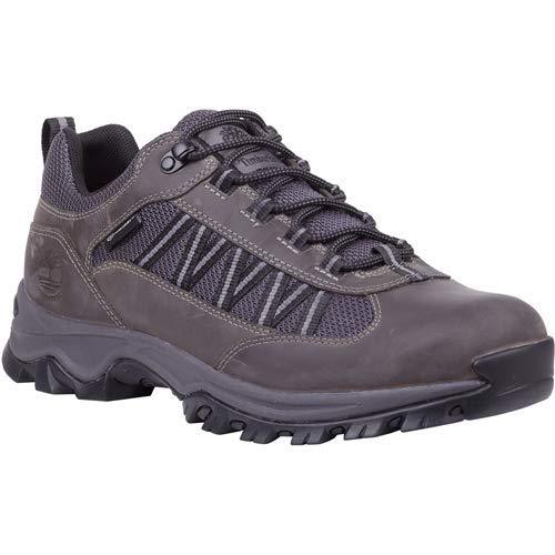 Timberland Men's Mt. Maddsen Low WTP Hiking Boot Grey/Brindle Size 13 M US