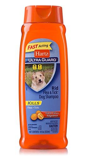 HARTZ UltraGuard Citrus Scented Shampoo product image