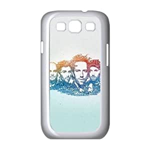Samsung Galaxy S3 9300 Cell Phone Case White Coldplay SLI_587789