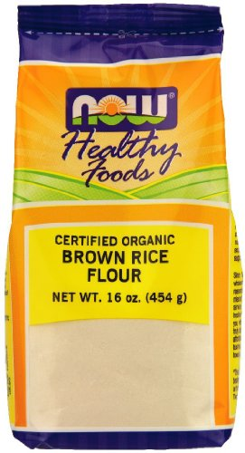 NOW Foods Organic Brown Flour 1