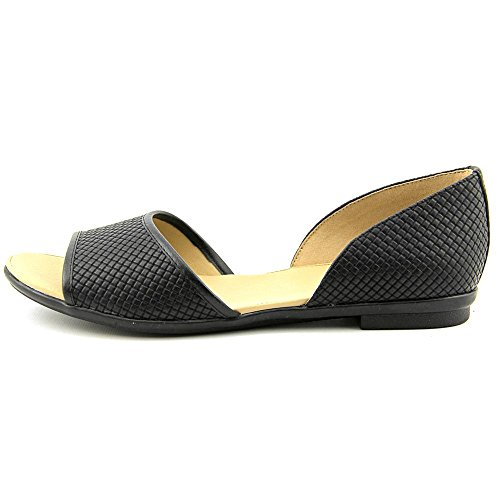 Easy Spirit e360 Kalindi Women US 10 Black Flats IK45k