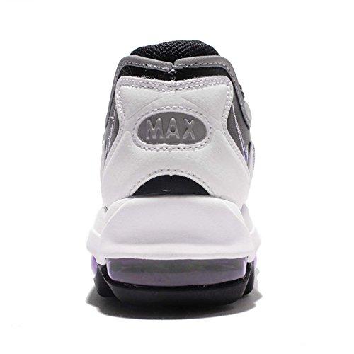 Nike Mens Air Max 96 Xx, Nero / Argento Scuro Bianco-argento Scuro, 11 M Us