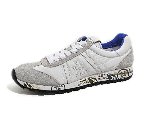 PREMIATA - Zapatillas para mujer blanco Bianco