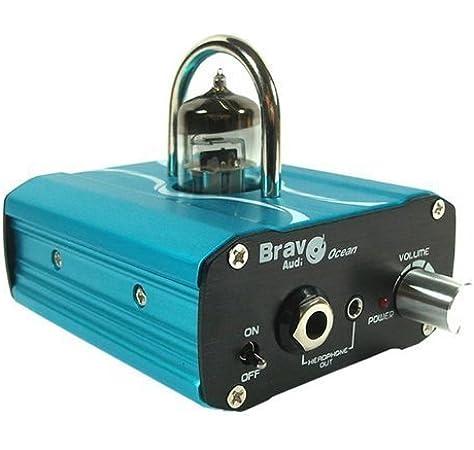 Bravo Audio Ocean Class Mini Válvula un amplificador de válvulas ...