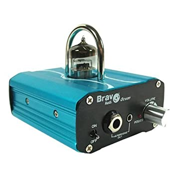 Bravo Audio Ocean Class Mini Válvula un amplificador de válvulas para auriculares: Amazon.es: Electrónica