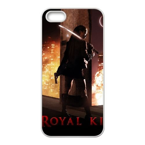 C7S95 royal Tuer Haute Résolution Affiche U2B9IW coque iPhone 5 5s cellule de cas de téléphone couvercle coque blanche DD3OHN8BN
