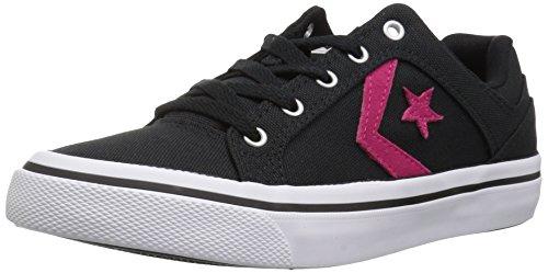 Black Toile pink Basses Converse Femme Distrito white Pop El 7qxXnBpP