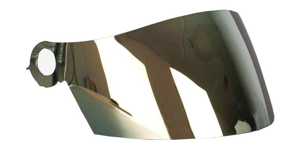 VISIERA NON ORIGINALE COMPATIBILE SUOMY SPEC1R EXTREME EXCEL APEX TRASPARENTE FUME ORO IRIDIUM (Trasparente) -aftermarket