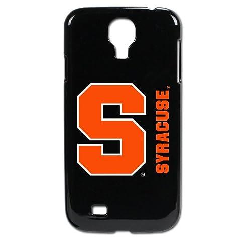 Syracuse Orange - Case for Samsung Galaxy S4 - Black (Syracuse Galaxy S4 Phone Case)