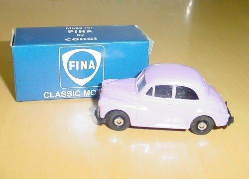 7cm lilas Morris Minor Classic Motors voiture par Corgi M10